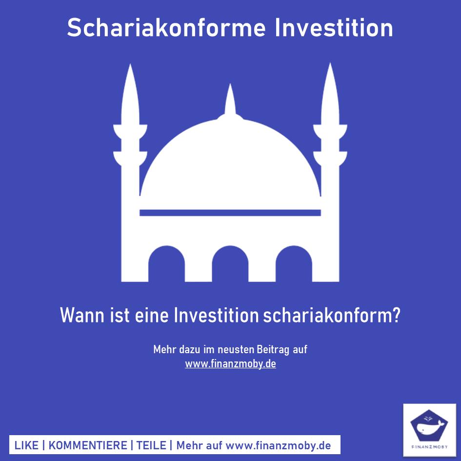 Schariakonfrome Investition